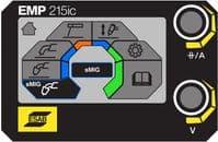 0700300985 ESAB Rebel EMP 215ic  Mig, MMA and DC Lift Tig  welder 110 + 240 volt supply